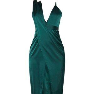 NWT Emerald Green Dress